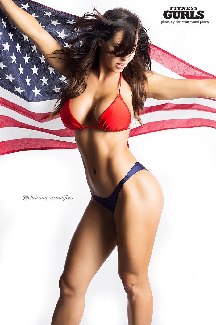 hope beel   all american girl   fitness gurls magazine