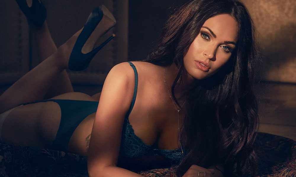 03f5b54635 Megan Fox back for Frederick s of Hollywood – Fitness Gurls Magazine
