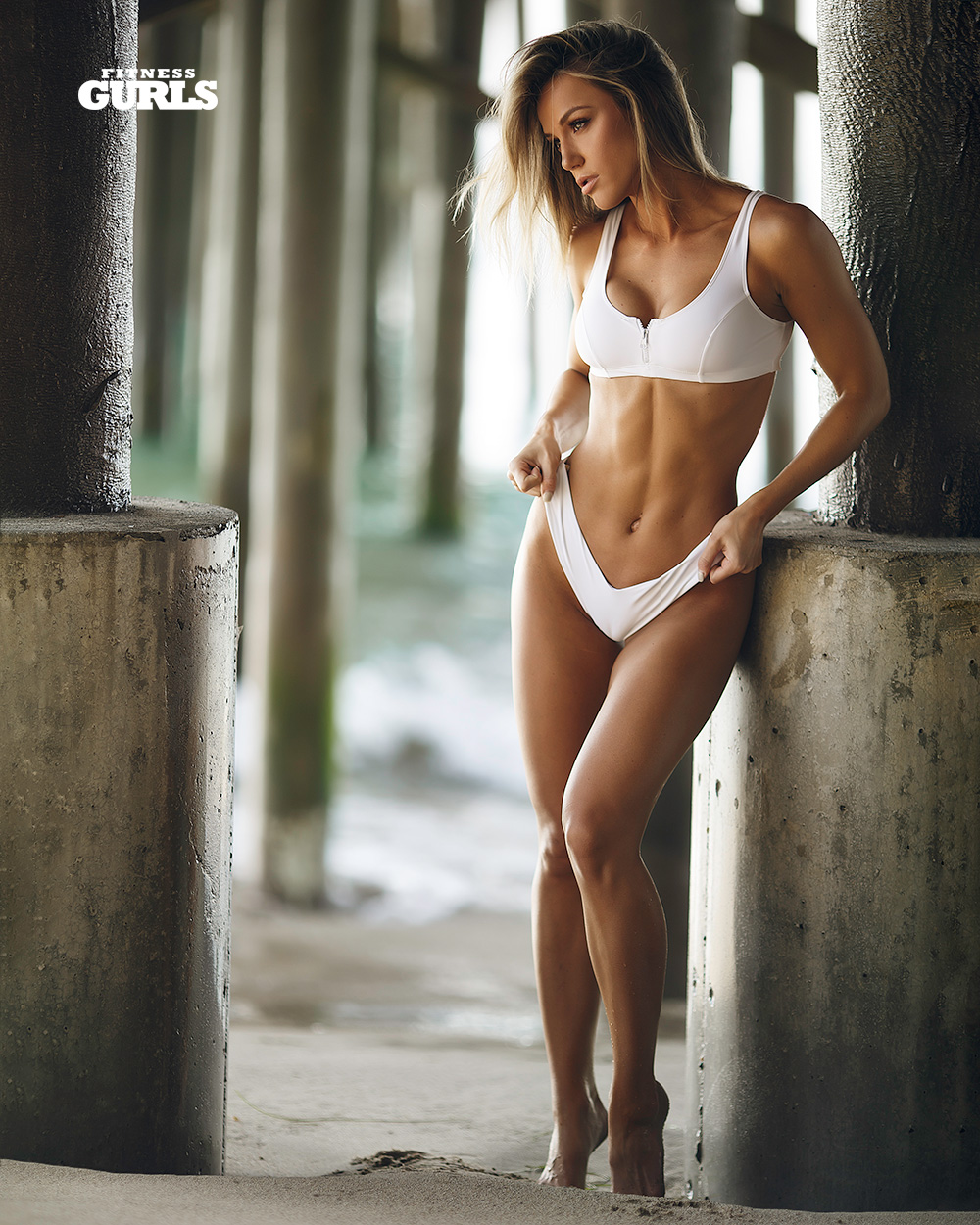 Tawna Eubanks McCoy Swimsuit Issue. Fitness Gurls Swimsuit Issue. Buy the  Digital Version: http://bit.ly/BuyFGSwim / Buy the Print Version: ...