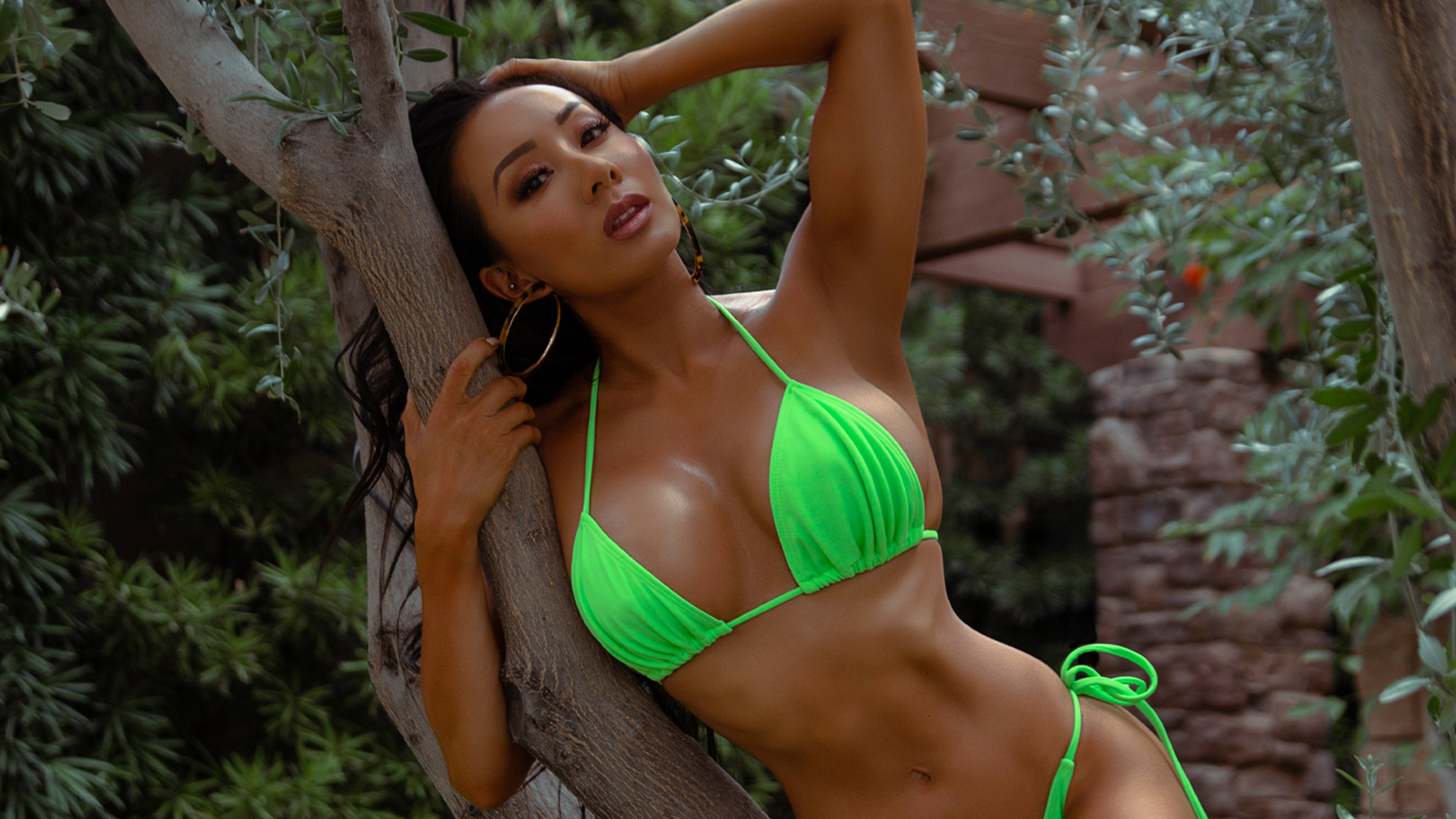 Karen Pang for Fitness Gurls Magazine